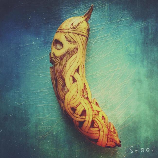 arte en bananas 11