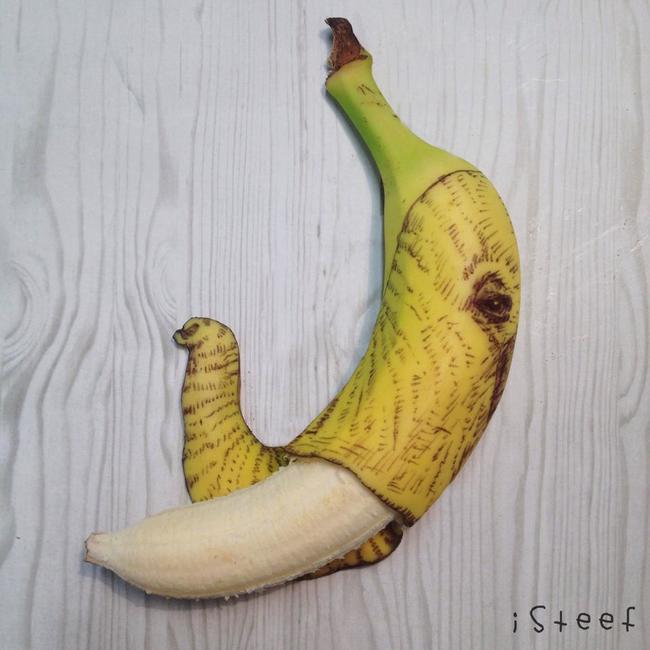 arte en bananas 13