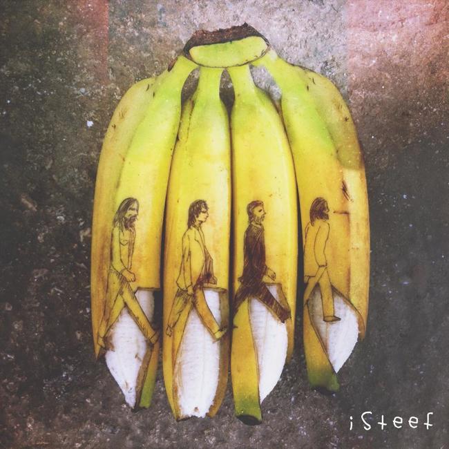 arte en bananas 14