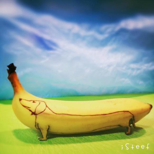 arte en bananas 17