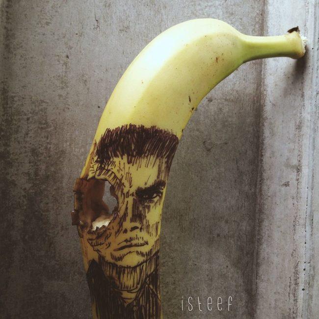 arte en bananas 5