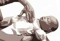 atragantamiento-bebes-compresion-pecho