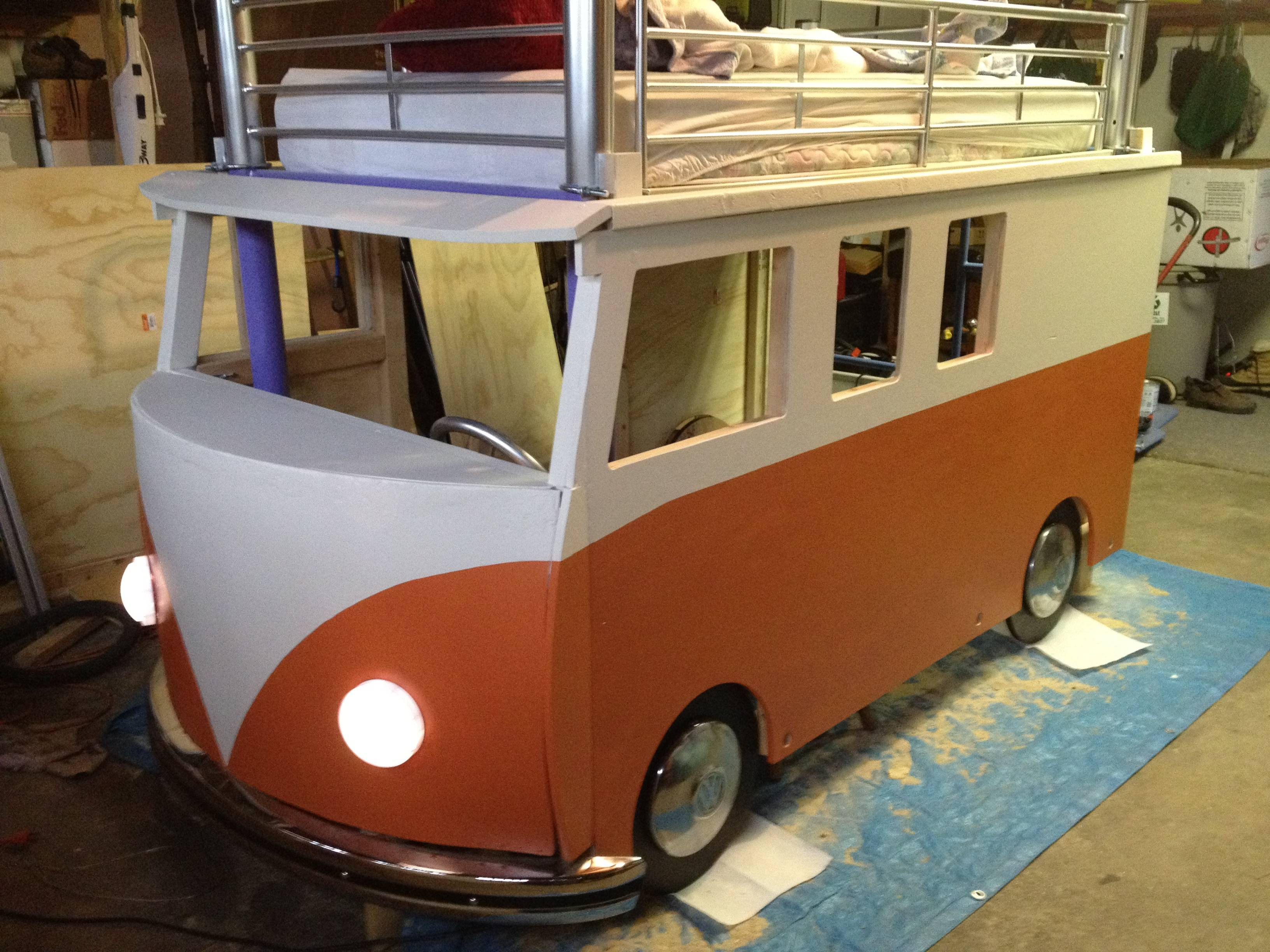 cama furgoneta infantil 15