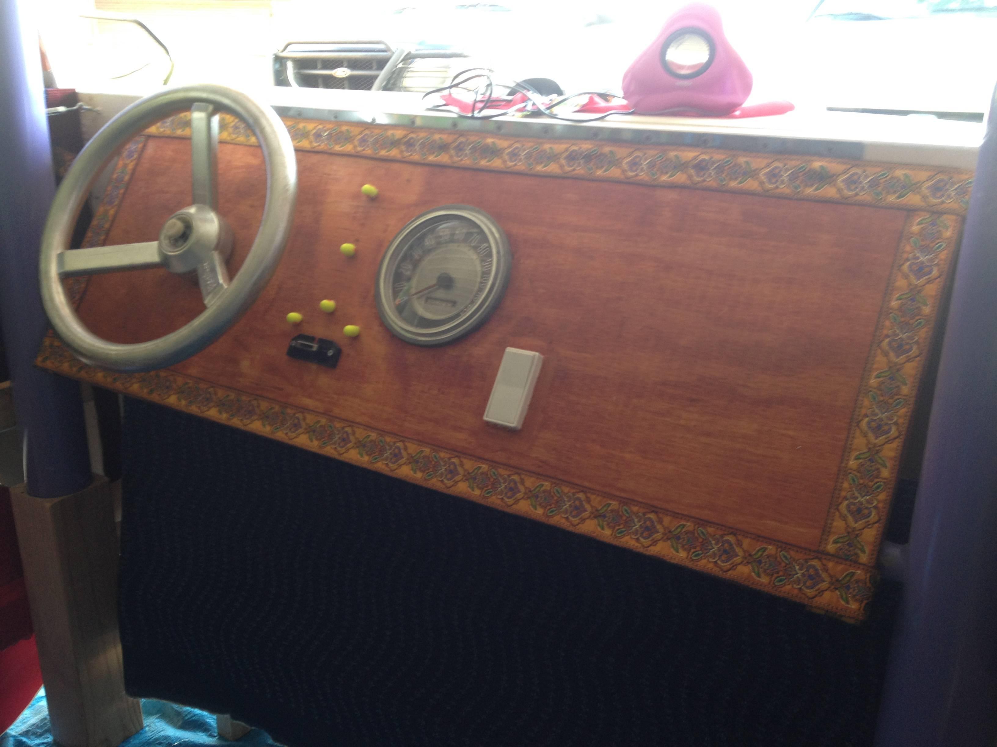 cama furgoneta infantil 19