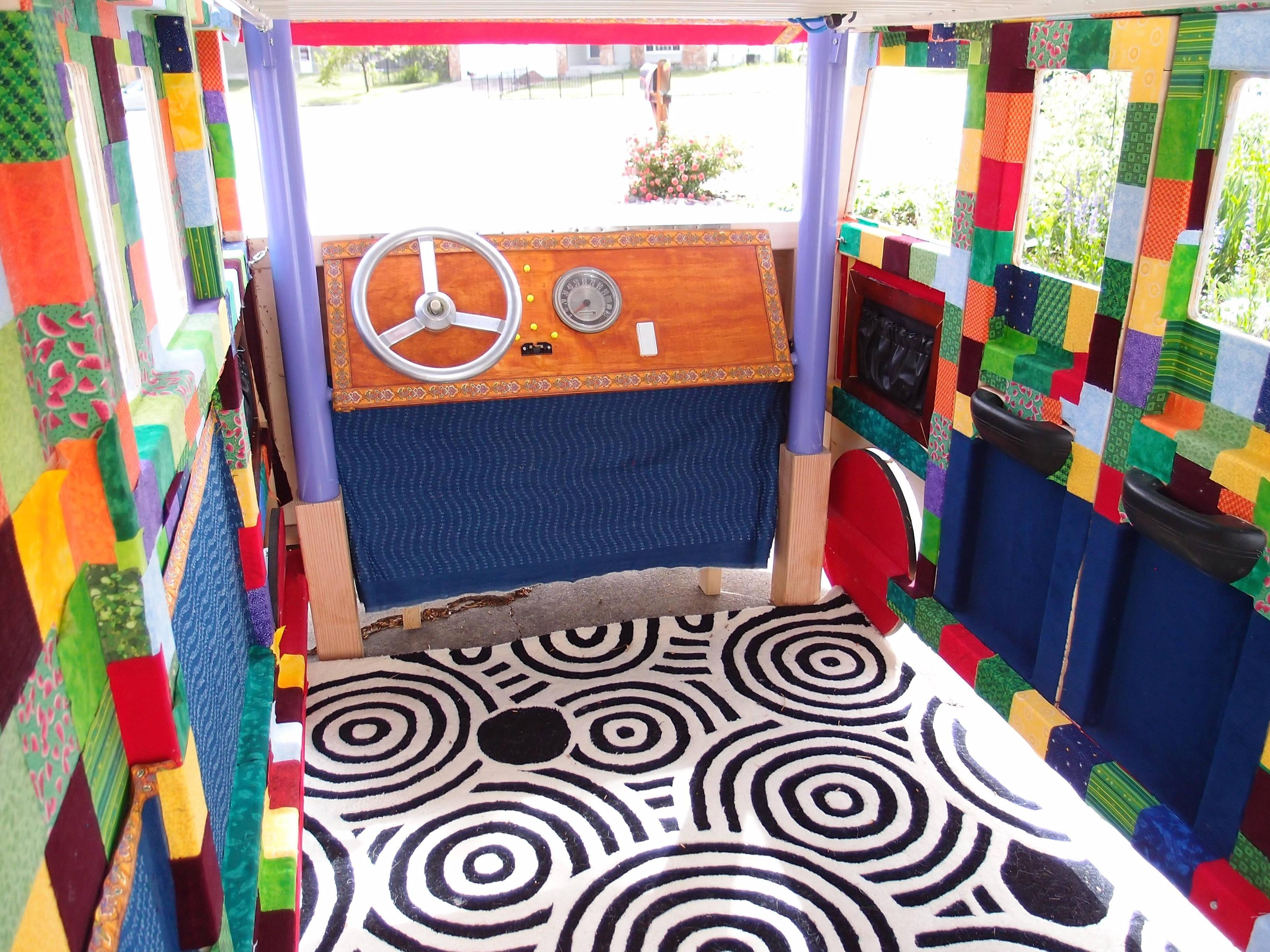 cama furgoneta infantil 22