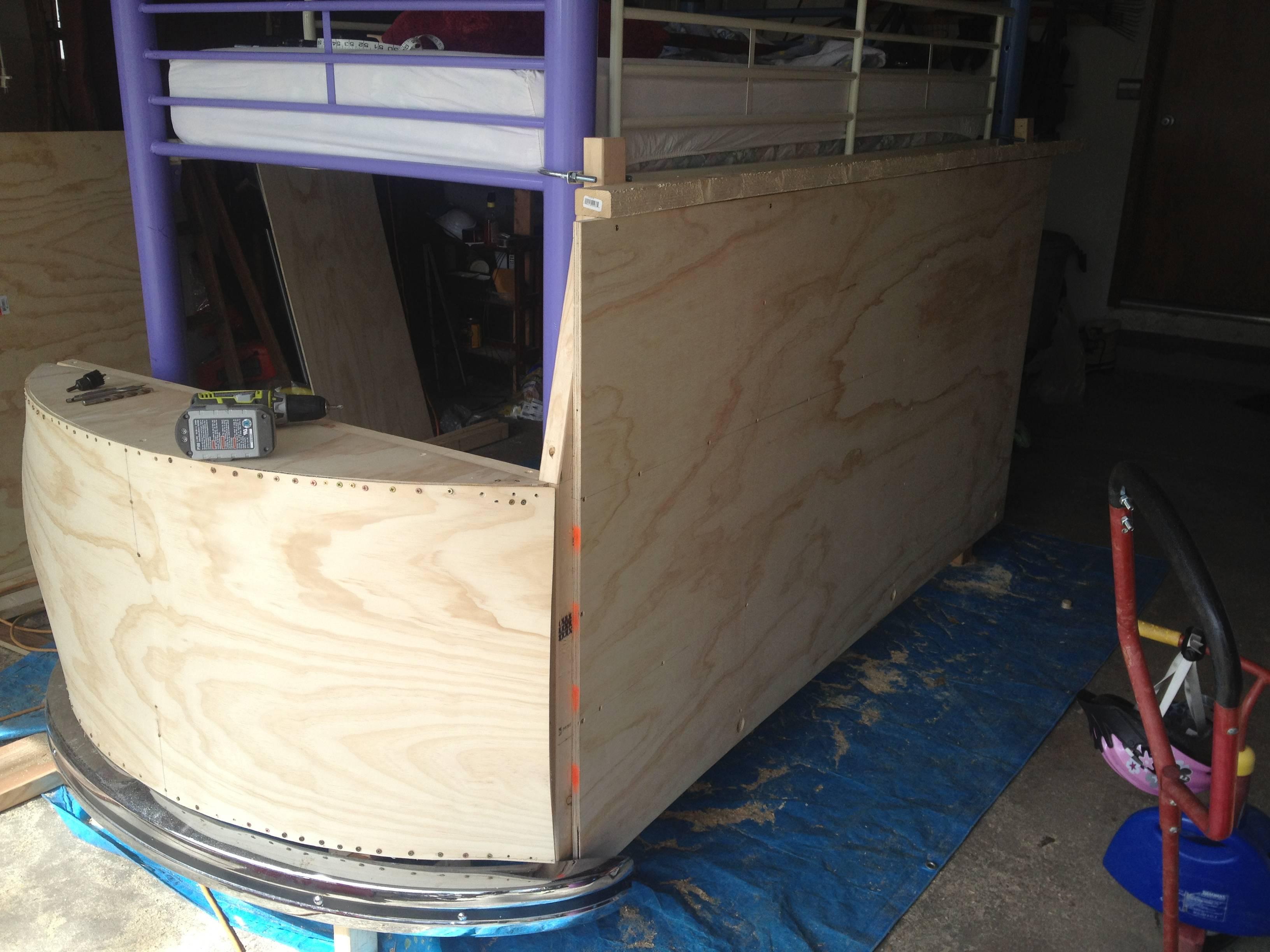 cama furgoneta infantil 7