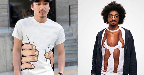 30 camisetas de lo más creativo que encontrarás por la red - La voz ... 33aa9da7a5b8f