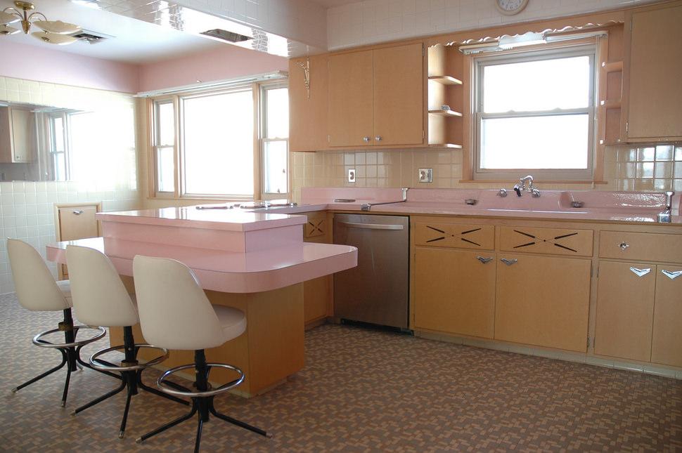 Esta cocina de 1950 ha estado durante más de 50 años sin usar. Ahora ...