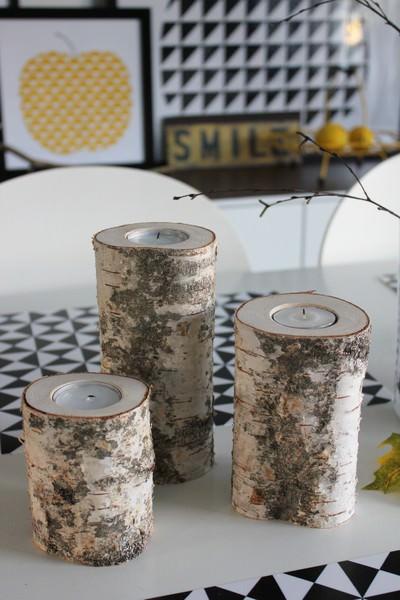 estas velas quedaran fantsticas en un entorno moderno