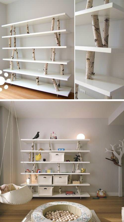 25 ideas originales y econ micas para decorar tu casa - Diy deco salon ...