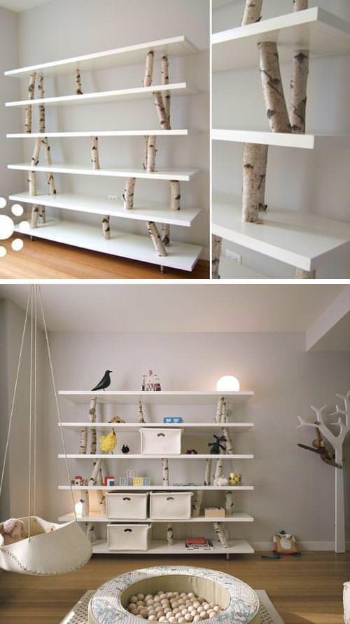25 Ideas Originales Y Econ Micas Para Decorar Tu Casa Usando Ramas De Rboles La Voz Del Muro