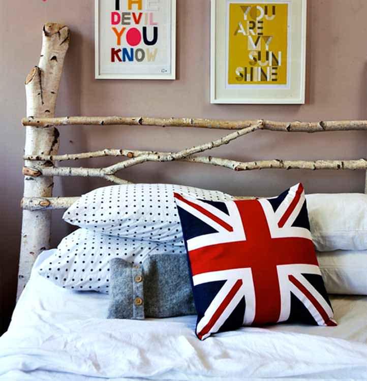 se podra hacer un fantstico cabecero para nuestra cama