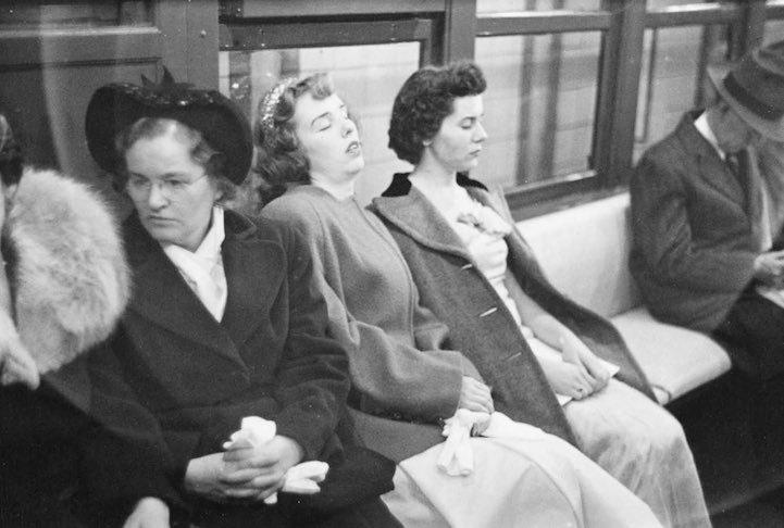 kubrick fotos en  metro 12
