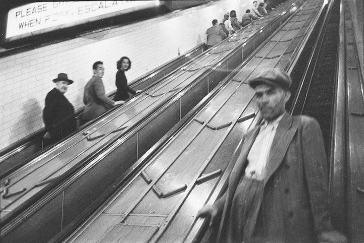 kubrick fotos en  metro 3