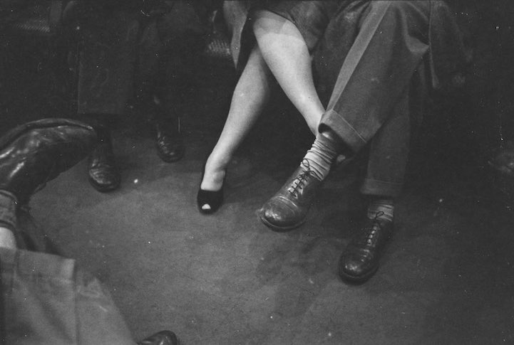 kubrick fotos en  metro 5