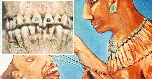 mayas-dientes