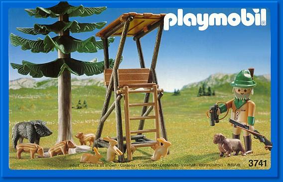 playmobil-cazador