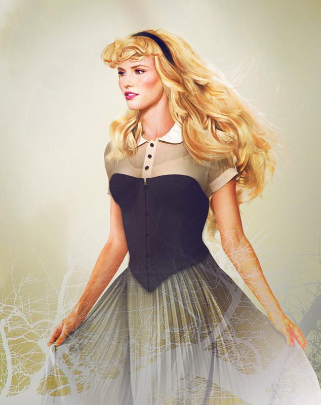 princesas disney reales 4