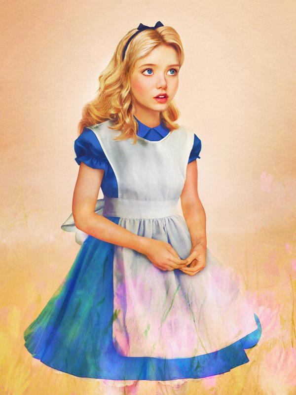 princesas disney reales 9