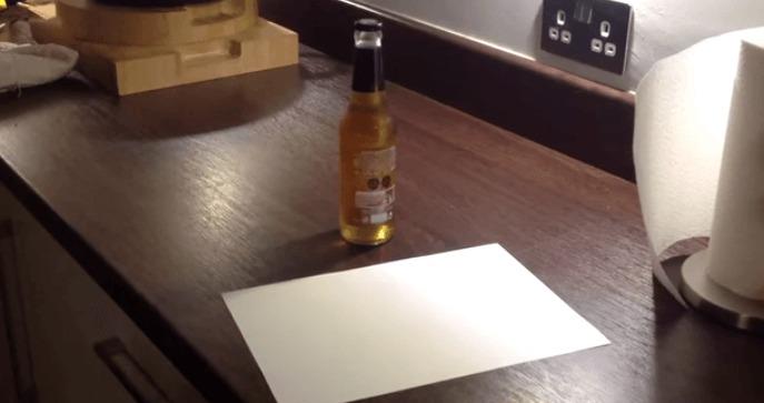 cerveza-hoja-papel