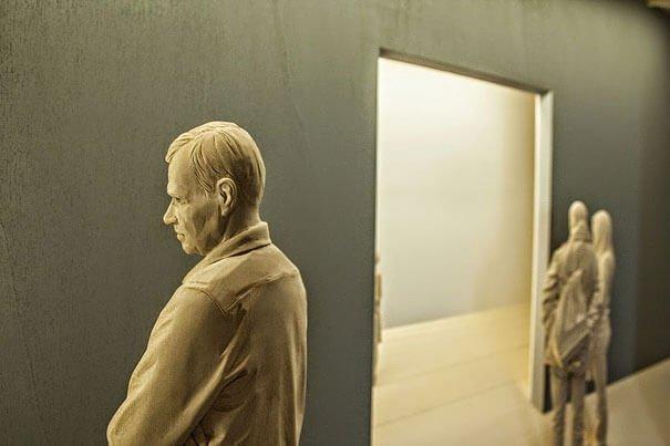 esculturas de madera realistas 10
