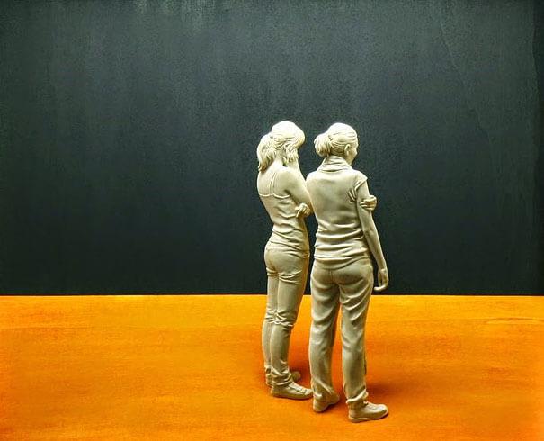 esculturas de madera realistas 12