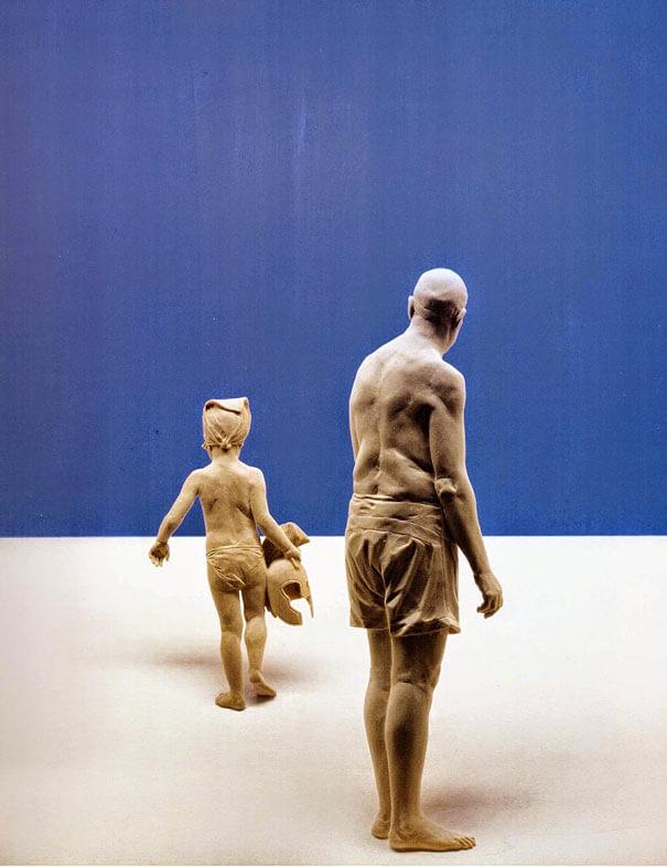 esculturas de madera realistas 4