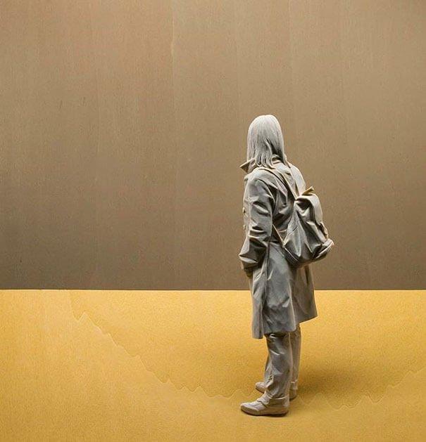 esculturas de madera realistas 9