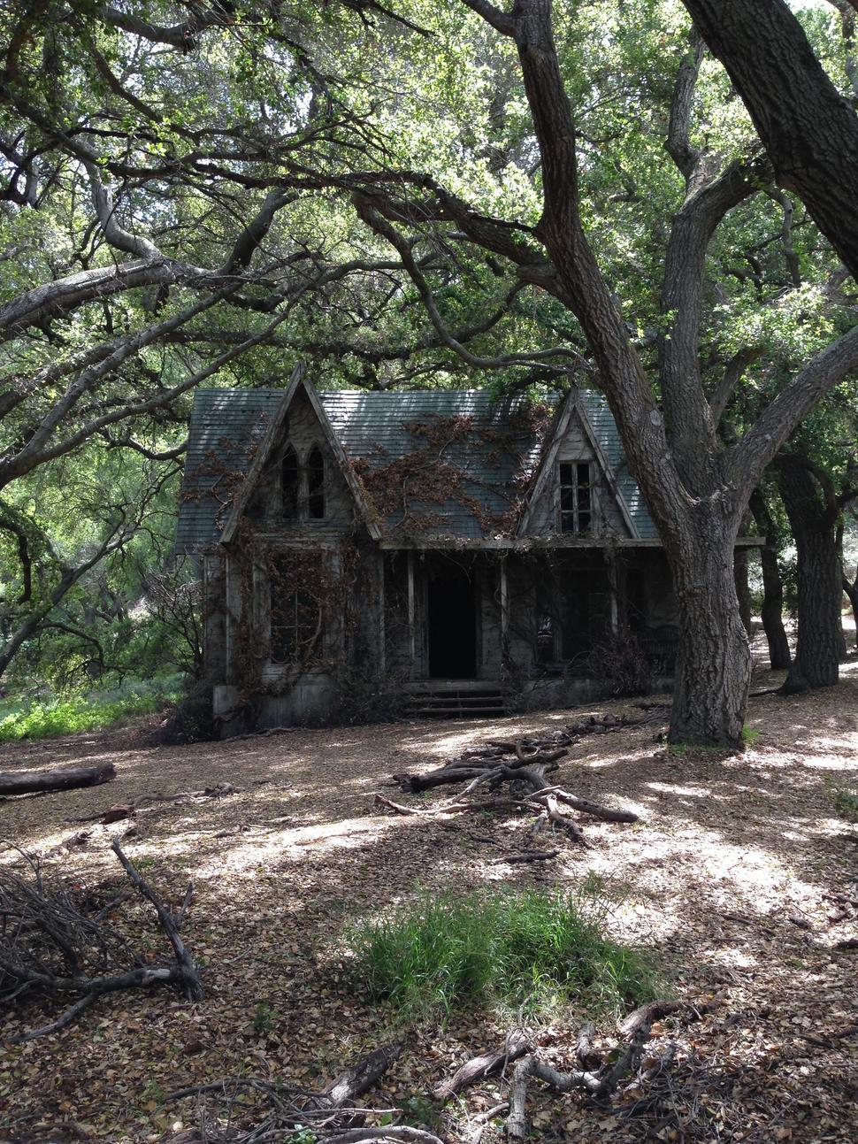 21 Lugares Usados para Peliculas que hoy estan Abandonados!