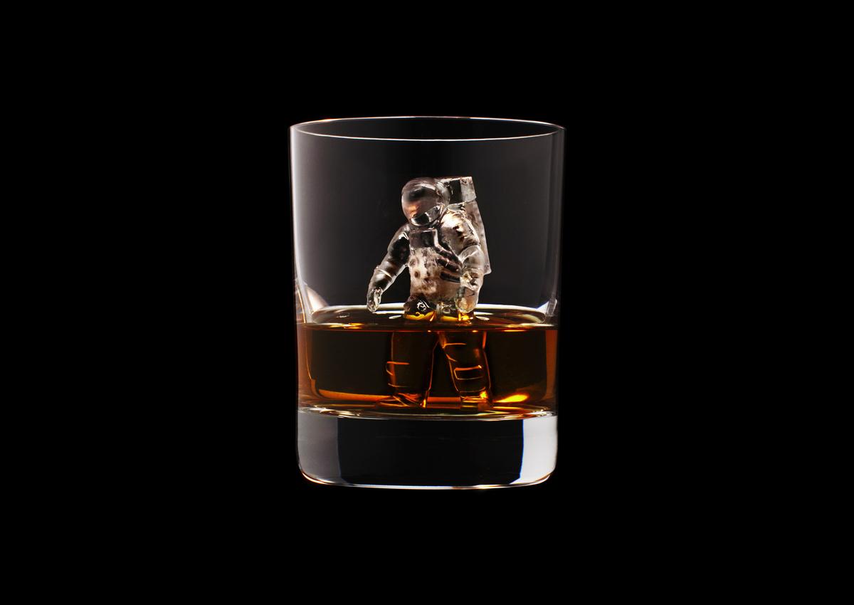 Un pequeño trago para el hombre...