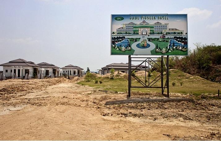 ciudad fantasma birma 1