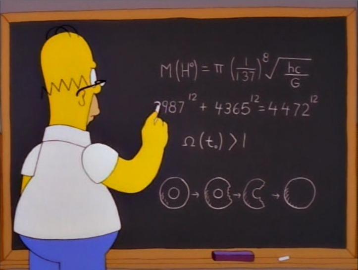 homer matemático