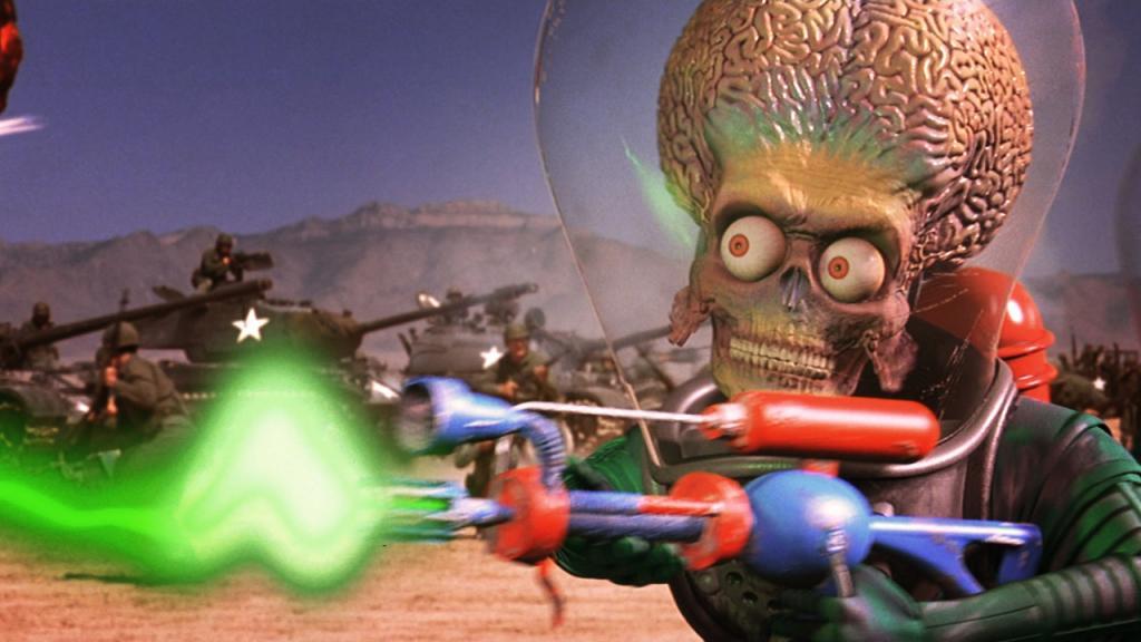 invasion alienigena