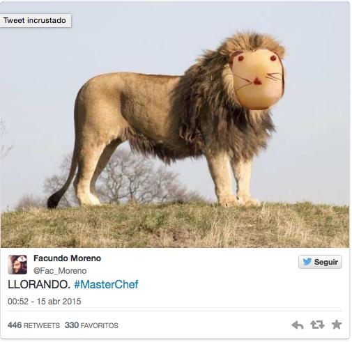leon come gamba 2