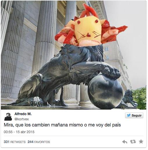 leon come gamba 8