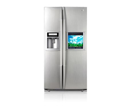 Solo falta que este frigorifico nos ayude a adelgazar