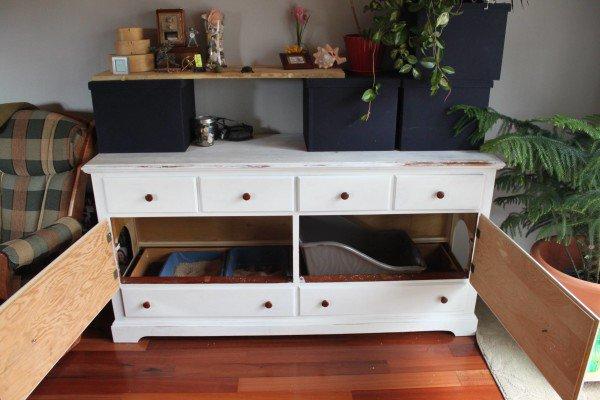 mueble arenero para gatos 10