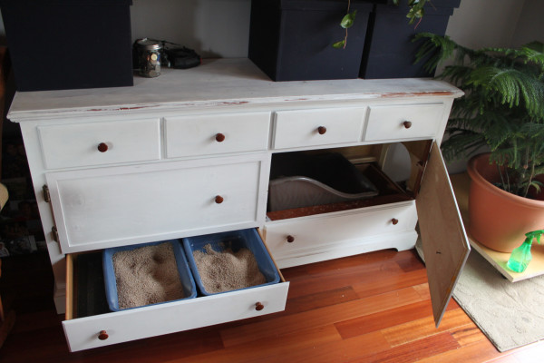 mueble arenero para gatos 13
