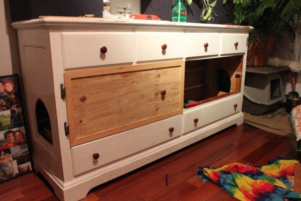 mueble arenero para gatos 7