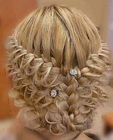 peinados y recogidos impresionantes17