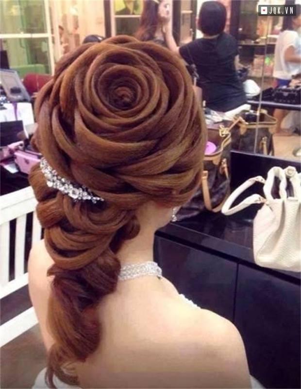 peinados y recogidos impresionantes18