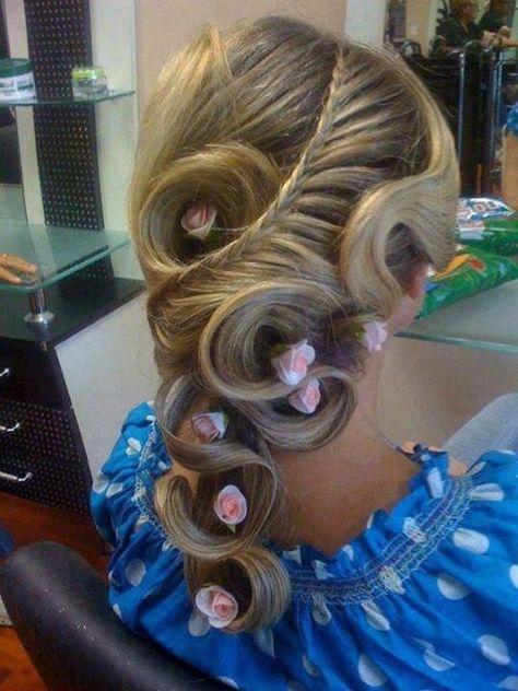 peinados y recogidos impresionantes5