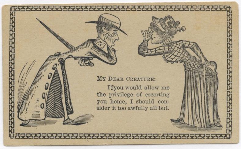 tarjetas de visita caballeros 10