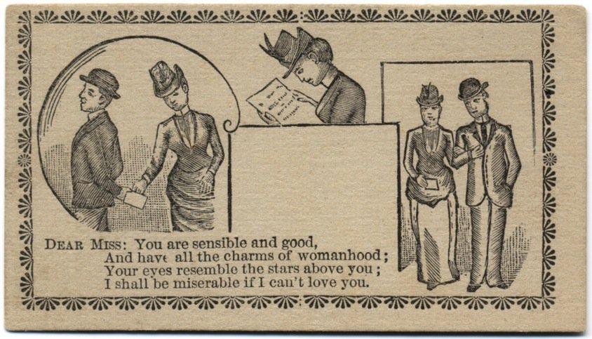 tarjetas de visita caballeros 13