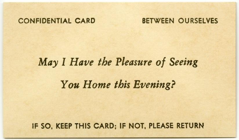 tarjetas de visita caballeros 3