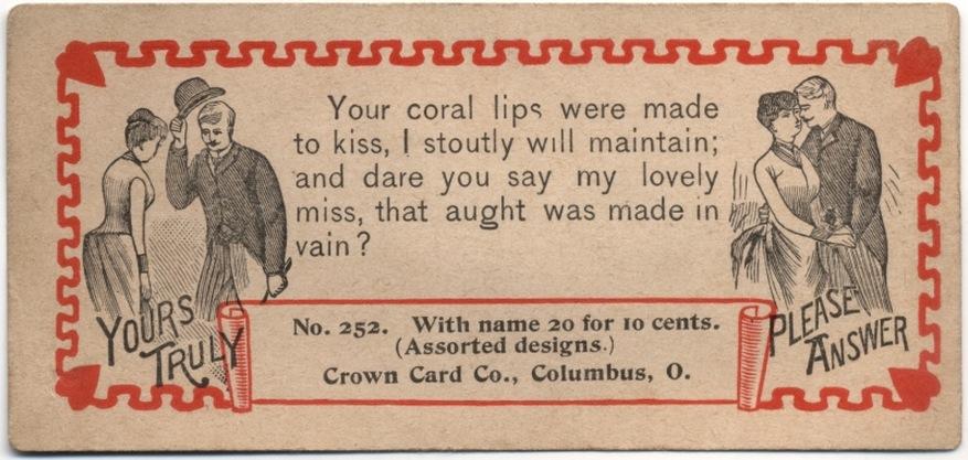tarjetas de visita caballeros 6