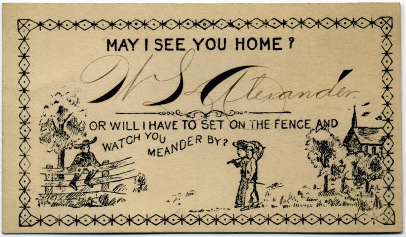 tarjetas de visita caballeros 7