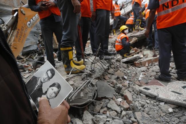 terremoto nepal 9