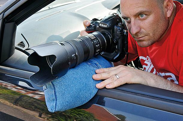 Excelentes Trucos para Ahorrarse Accesorios de Fotografia