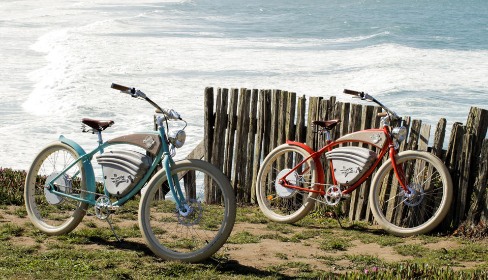 vintage cruz bike